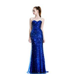 Johnathan Kayne Womens 533 Royal Sequin  Prom Dresses