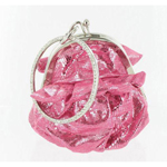 Helens Heart Womens FP-08196 HotPink Sequin   Casual Handbags