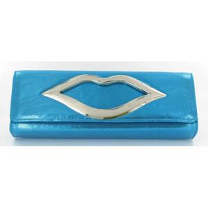 Helens Heart Womens FP-2491 Blue Fabric   Casual Handbags