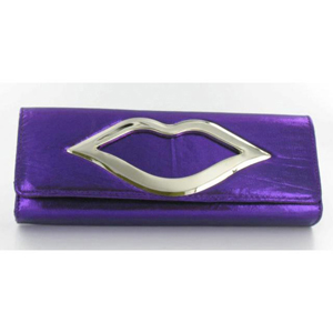 Helens Heart Womens FP-2491 Purple Fabric   Casual Handbags