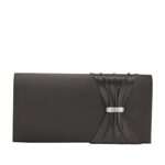 Touch Ups Womens Leona Black Synthetic   Evening and Prom Handbags