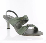 Helens Heart Womens FS-406-1 Olive Synthetic Sandals Prom and Evening Shoes